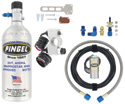 "Pingel Dry Shot Nitrous for Fuel Injected Bikes, with 1"" Handle Bar Control"