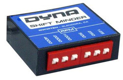 Dyna Shift Minder Control Module Only, 2 Cylinder High RPM 8,000 to 15,875