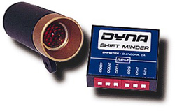 Dyna Shift Minder System with DSL-1, 2 Cylinder 8,000 to 15,875, includes Shift Light